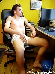 Twink-next-door turns out to be a gay porn addict