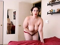 Mother Catches Son Jerking Off