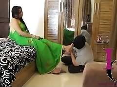 Indian Mistress Sole Slave