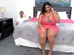 bbw Sofia Rose in Sofia's Young Smash