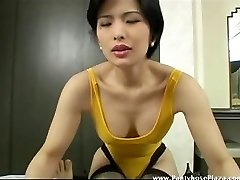 Horny hidden cam seduced