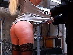 Harsh whipping in suspension