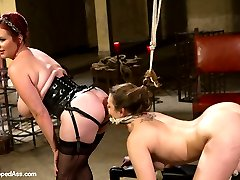 Welcome back Mz Berlin to Whipped Ass! Mz is a true sadist with wicked verbal. We give Mz the...