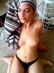 amature girlfriend cumshot