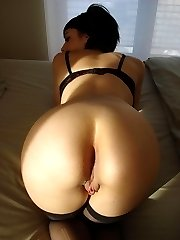 Wife anal closeup pictures