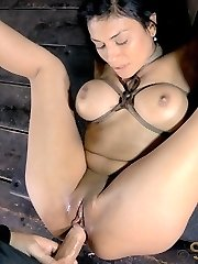 The beautiful Beretta James is no stranger to a good pounding. This veteran fucking machine is...