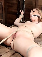 The Sarge manhandles petite blonde Emma Haize. Emma Loves being handled and used by big burly...