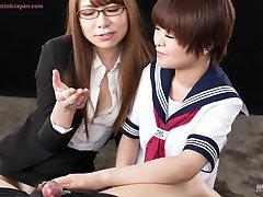 Handjob Japan Meril Imai, Miharu Kai