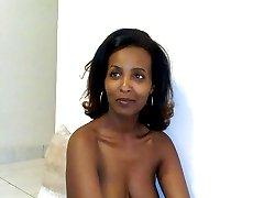 Real black mature women