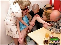 Pretty housewives getting banged