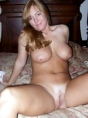 milf hard fuck for creampie