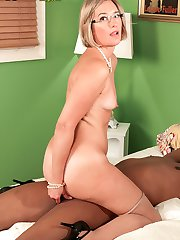 Rural Southern Wife Gets Black Cock