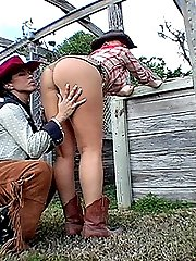 This is the real wild west!!! pretty wild indeed.