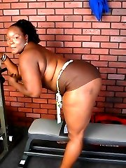 Chocolate Nasty gets naughty with her toys