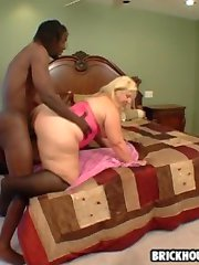 hot slut gets her big black ass fucked