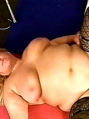 The busty slut goes wild for cock