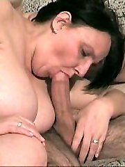 Sliding a firm cock into some wet gash