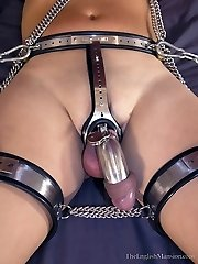 Locked In Full Chastity