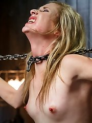 Tysen is new to our pages, but is slowly making a name for herself as a bondage model. We love...