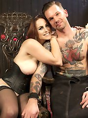 The beautiful Bella Rossi has the ever-willing Will Havoc at her service, and she uses him for...