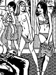 plumper femdom hentai