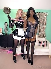 Miss Foxx's Worthless Maid