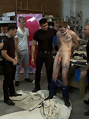 Obnoxious straight boy Hayden Russo stumbles into a paint shop in the Castro. He wants some...