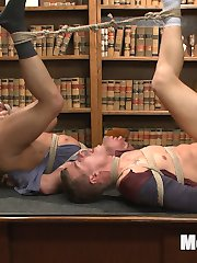 JJ Knight and Jett Jax got caught cheating on their midterms, so Professor Forrest drags the...