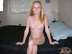 Petite Freckled Face Redhead Models Nude - Alyssa Hart
