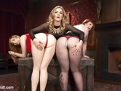 Barbary Rose and Lauren Philips are redhead step-sisters who must satisfy their devious and...