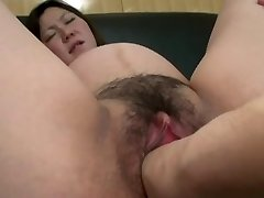 Chinese Huge Pussy Going Knuckle Deep