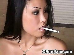 Smoking Hard-core Kinky Tart