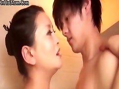 Japanese Mother schoolteacher