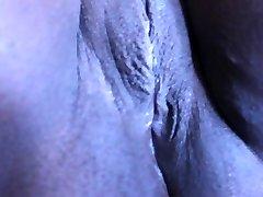 wife shaving pussy 2