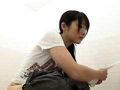 Japanese bi-otches pee on  goldenshower cam