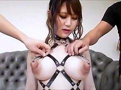 Asian -  Big Boobs Huge Nips