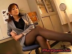 Yummy hiromi aoyama gets labia licked part6