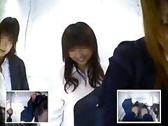 Zipang-5225 Gripped series first edition! Closed goodbye uniforms girls photo booth Hidden Camera Vol.12