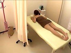 Cute petite Jap screwed in hot spy webcam massage movie