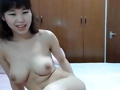 chinese hefty tit finger her donk