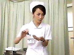 Nurses pressure rod that is black