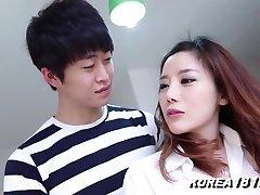 Korean Porno RED-HOT REDHEADED Korean
