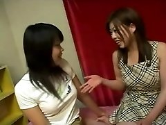 Asian girl-girl girls