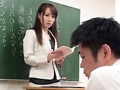 Cute Japanese Mega-bitch Tearing Up