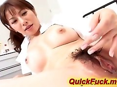 hot nurse drilled by medic