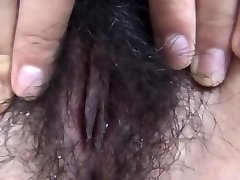 Japan vagina finger outside
