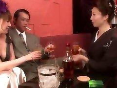 Sayuri Mikami - Magnificent Japanese COUGAR