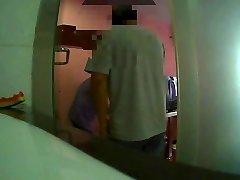 Flashing The motel maid(1)