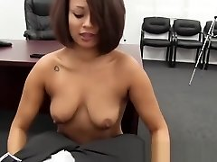 Chinese Painal & Creampie Casting And She Wants More!