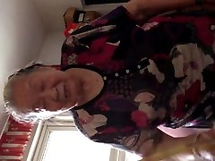 Chinese 70 years grannie 1